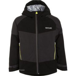 Regatta APTITUDE II Kurtka zimowa black/ash. Niebieskie kurtki chłopięce sportowe marki bonprix, z kapturem. W wyprzedaży za 191,40 zł.