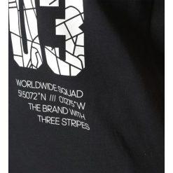 KOSZULKA ADIDAS PERFORMANCE LONDON TEE BK4298. Czarne bralety Adidas. Za 89,00 zł.