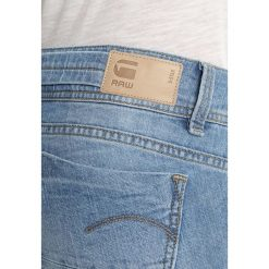 GStar MIDGE SADDLE MID STRAIGHT WMN Jeansy Straight Leg lt aged heavy stone. Niebieskie jeansy damskie G-Star. Za 609,00 zł.