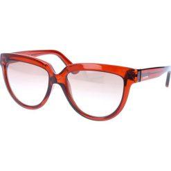 """Okulary przeciwsłoneczne damskie: Okulary przeciwsłoneczne """"V724S"""" w kolorze brązowym"""