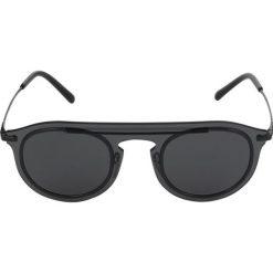 Okulary przeciwsłoneczne męskie aviatory: Dolce&Gabbana Okulary przeciwsłoneczne smoke