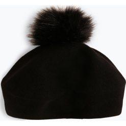 Loevenich - Czapka damska, czarny. Czarne czapki damskie Loevenich. Za 129,95 zł.