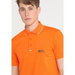 BOSS ATHLEISURE PAULETECH PRO Koszulka sportowa puffin's bill. Niebieskie koszulki sportowe męskie marki BOSS Athleisure, m. Za 419,00 zł.