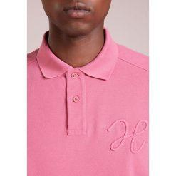 Hackett London Koszulka polo pink. Czerwone koszulki polo Hackett London, l, z bawełny. Za 419,00 zł.