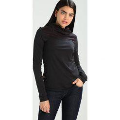 Bluzki asymetryczne: Ragwear WILLOW Bluzka z długim rękawem black