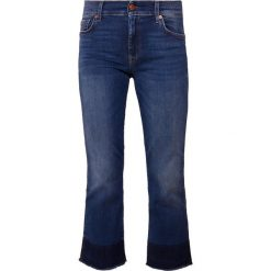7 for all mankind BOOT UNROLLED ILLUSION LOVESONG Jeansy Dzwony dark blue denim. Niebieskie jeansy damskie bootcut 7 for all mankind. Za 969,00 zł.