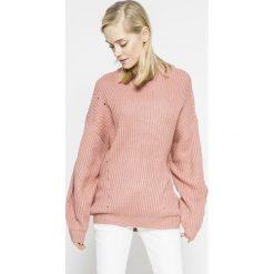 Swetry oversize damskie: Vero Moda – Sweter Echo
