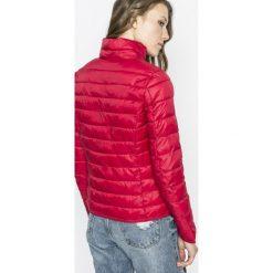 Only - Kurtka. Różowe kurtki damskie pikowane ONLY, l, z materiału. W wyprzedaży za 99,90 zł.