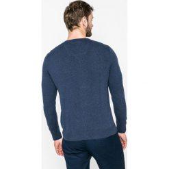 Medicine - Sweter Lord and Master. Szare swetry klasyczne męskie marki MEDICINE, m, z bawełny, z okrągłym kołnierzem. W wyprzedaży za 59,90 zł.