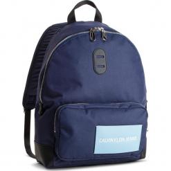 Plecak CALVIN KLEIN JEANS - SP Essential + Cp Backpack 45 K40K400798 453. Niebieskie plecaki męskie Calvin Klein Jeans, z jeansu. Za 399,00 zł.