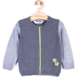 Sweter. Szare swetry chłopięce Cars, z bawełny. Za 29,90 zł.