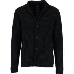 Swetry rozpinane męskie: s.Oliver BLACK LABEL Kardigan black