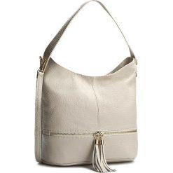 Torebka CREOLE - K10212 Jasny Beż. Brązowe torebki klasyczne damskie Creole, ze skóry. W wyprzedaży za 199,00 zł.