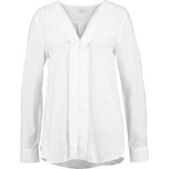 Seidensticker Bluzka offwhite. Białe bluzki asymetryczne Seidensticker, z materiału. Za 349,00 zł.