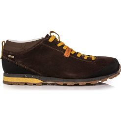 Buty trekkingowe męskie: Aku Buty męskie Bellamont Suede GTX Dark Brown/Yellow r. 44.5 (504-305)