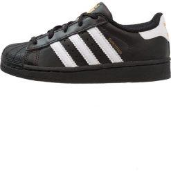 Adidas Originals SUPERSTAR FOUNDATION Tenisówki i Trampki core black/footwear white/core black. Czarne tenisówki męskie adidas Originals, z materiału. Za 249,00 zł.