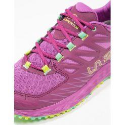 La Sportiva LYCAN WOMAN Obuwie do biegania Szlak purple/plum. Fioletowe buty do biegania damskie La Sportiva, z materiału. Za 499,00 zł.