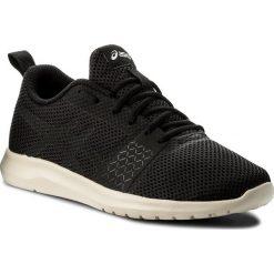Buty ASICS - Kanmei Mx T899N Black/Black/Birch 9090. Czarne buty do biegania damskie marki Asics. W wyprzedaży za 189,00 zł.