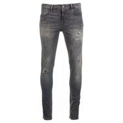 Pepe Jeans Jeansy Męskie Nickel 32/32 Szary. Niebieskie jeansy męskie z dziurami marki Pepe Jeans. Za 558,00 zł.