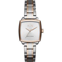 Biżuteria i zegarki damskie: Armani Exchange Zegarek silvercoloured/roségoldcoloured
