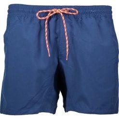 """Szorty kąpielowe """"Cacktus"""" w kolorze granatowym. Niebieskie szorty męskie marki Brunotti, m, z denimu. W wyprzedaży za 73,95 zł."""