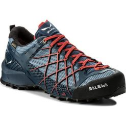 Buty trekkingowe męskie: Salewa Buty męskie MS WILDFIRE GTX Dark Denim/Papavero r.44.5