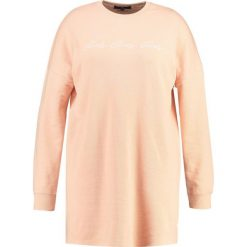 Sukienki hiszpanki: Missguided Plus GIRLS GIRLS GIRLS Sukienka letnia pink