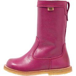 Buty zimowe damskie: Bisgaard Kozaki pink