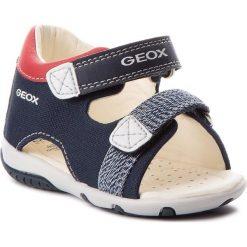 Sandały chłopięce: Sandały GEOX – B S.Elba B. B B82L8B 01054 C4211 M Navy/White