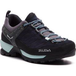 Trekkingi SALEWA - Mtn Trainer 63471-3981  Premium Navy/Subtle Green. Niebieskie buty trekkingowe damskie Salewa. W wyprzedaży za 629,00 zł.