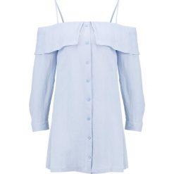 Sukienki hiszpanki: Missguided Petite Sukienka koszulowa blue