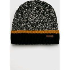 Barts - Czapka. Czarne czapki zimowe męskie marki Barts, z bawełny. Za 99,90 zł.