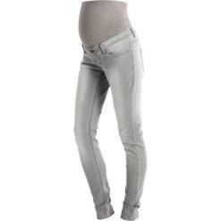 Jeansy damskie: Supermom Jeans Skinny Fit grey