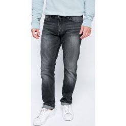 Calvin Klein Jeans - Jeansy. Czarne jeansy męskie slim marki Calvin Klein Jeans. W wyprzedaży za 299,90 zł.