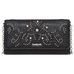 Desigual Portfel Damski Czarny Dixie Wallet Bag. Czarne portfele damskie Desigual. Za 279,00 zł.