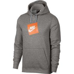 Bluza Nike NSW HBR Hoodie Fleece (928719-063). Szare bejsbolówki męskie Nike, m, z bawełny. Za 199,99 zł.