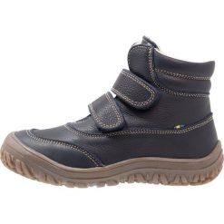 Kavat ODEN  Śniegowce blue. Niebieskie buty zimowe damskie Kavat, z materiału. W wyprzedaży za 319,20 zł.