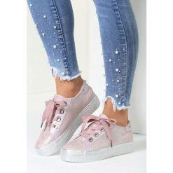Różowe Buty Sportowe All Day Lover. Brązowe buty sportowe damskie marki vices. Za 79,99 zł.