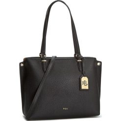 Shopper bag damskie: Torebka LAUREN RALPH LAUREN – Clarie Shopper N91 L7560 AL698 A0001 Black