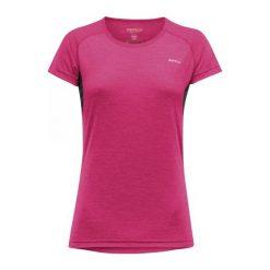 Devold Koszulka Termoaktywna Z Krótkim Rękawem Running T-Shirt Lollipop L. Różowe bluzki sportowe damskie marki Devold, l, ze skóry, z krótkim rękawem. W wyprzedaży za 229,00 zł.