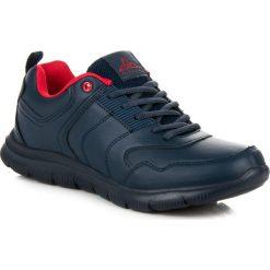 Buty sportowe męskie: OBUWIE SPORTOWE MĘSKIE – odcienie niebieskiego