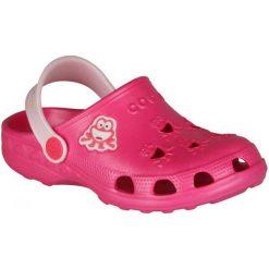 Coqui Sandały Dziewczęce Little Frogg 31,5 Różowe. Czerwone buty sportowe dziewczęce Coqui, na lato. Za 39,00 zł.