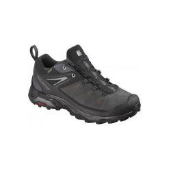 Buty trekkingowe męskie: Salomon Buty męskie X Ultra 3 Ltr GTX Phantom/Magnet r. 46 2/3 (404784)