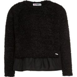 Swetry chłopięce: GEORGE GINA & LUCY girls MILANO  Sweter super black