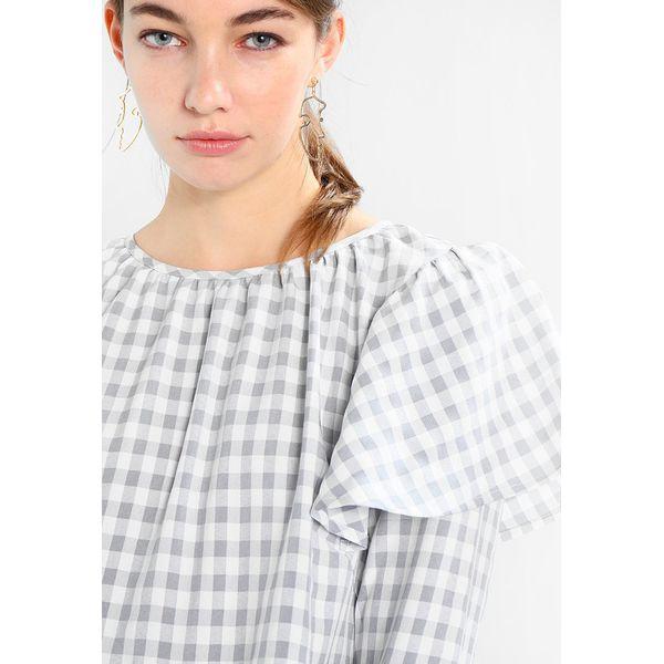fdb56e740ebb45 Fashion Union LINETTE Sukienka letnia grey - Szare sukienki damskie ...