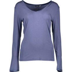 """Koszulka piżamowa """"Vanity Buds"""" w kolorze niebieskim. Niebieskie koszule nocne i halki Heidi Klum Intimates, s, z materiału. W wyprzedaży za 108,95 zł."""