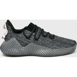 Adidas Performance - Buty AlphaBounce Trainer. Szare halówki męskie adidas Performance, z gumy, na sznurówki. Za 399,90 zł.