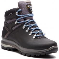 Trekkingi GRISPORT - 14117N1G Nero Dakar. Czarne buty trekkingowe damskie Grisport. W wyprzedaży za 309,00 zł.
