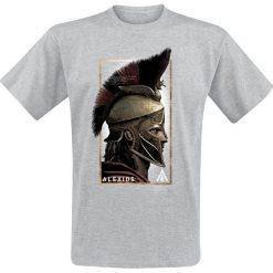 Assassin's Creed Odyssey - Alexios Side T-Shirt odcienie szarego. Niebieskie t-shirty męskie marki Reserved, l, z okrągłym kołnierzem. Za 74,90 zł.