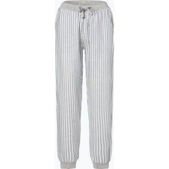 Marie Lund - Damskie spodnie od piżamy, niebieski. Niebieskie piżamy damskie Marie Lund, l, w prążki. Za 129,95 zł.